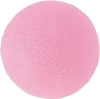 SISSEL Press Ball leicht pink