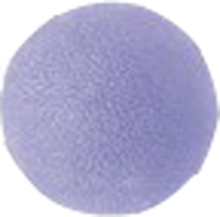 SISSEL Press Ball mittel blau