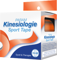 KINESIOLOGIE Sport Tape 5 cmx5 m orange