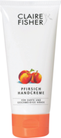 CLAIRE FISHER Pfirsich Handcreme Tube