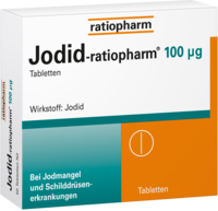 JODID ratiopharm 100 µg Tabletten