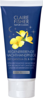 CLAIRE FISHER Nat.Classic Canola Nacht Hand Creme