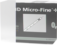 BD MICRO-FINE+ Insulinspr.0,5 ml U40 8 mm