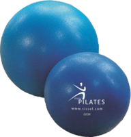 SISSEL Pilates Soft Ball drm.22 cm blau